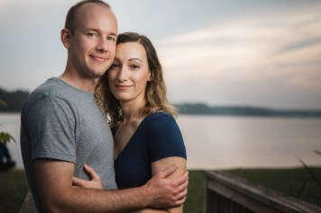 Wedding Imminent, A Low-Key Engagement Session in Annapolis 04
