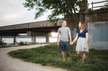 Wedding Imminent, A Low-Key Engagement Session in Annapolis 19