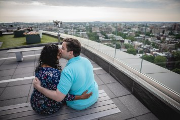 A Romantic Engagement Session from Felipe at The Kennedy Center in DC 01