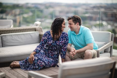 A Romantic Engagement Session from Felipe at The Kennedy Center in DC 05