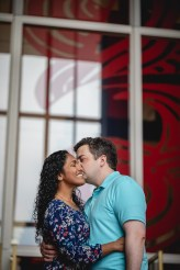 A Romantic Engagement Session from Felipe at The Kennedy Center in DC 20