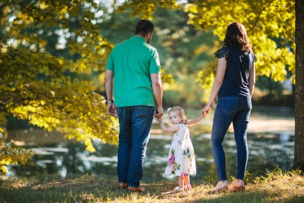 An Extended Family Portrait Session at the Garrison School 01