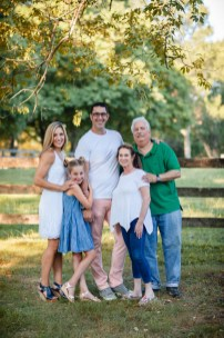 An Extended Family Portrait Session at the Garrison School 15