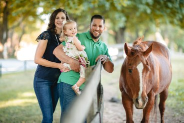 An Extended Family Portrait Session at the Garrison School 18