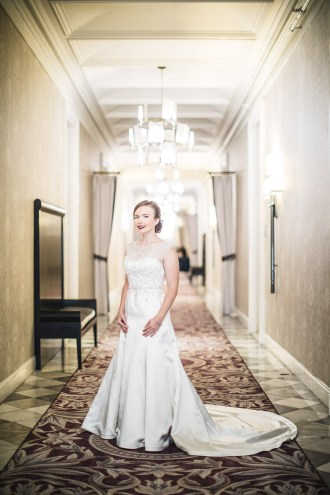 An Intimate September Wedding at The Loft at 600F & The National Portrait Gallery 10