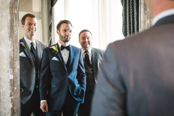 An Intimate September Wedding at The Loft at 600F & The National Portrait Gallery 11