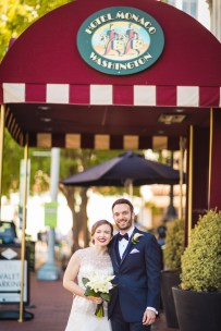 An Intimate September Wedding at The Loft at 600F & The National Portrait Gallery 18