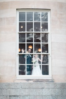 An Intimate September Wedding at The Loft at 600F & The National Portrait Gallery 30