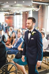 An Intimate September Wedding at The Loft at 600F & The National Portrait Gallery 44