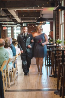 An Intimate September Wedding at The Loft at 600F & The National Portrait Gallery 47