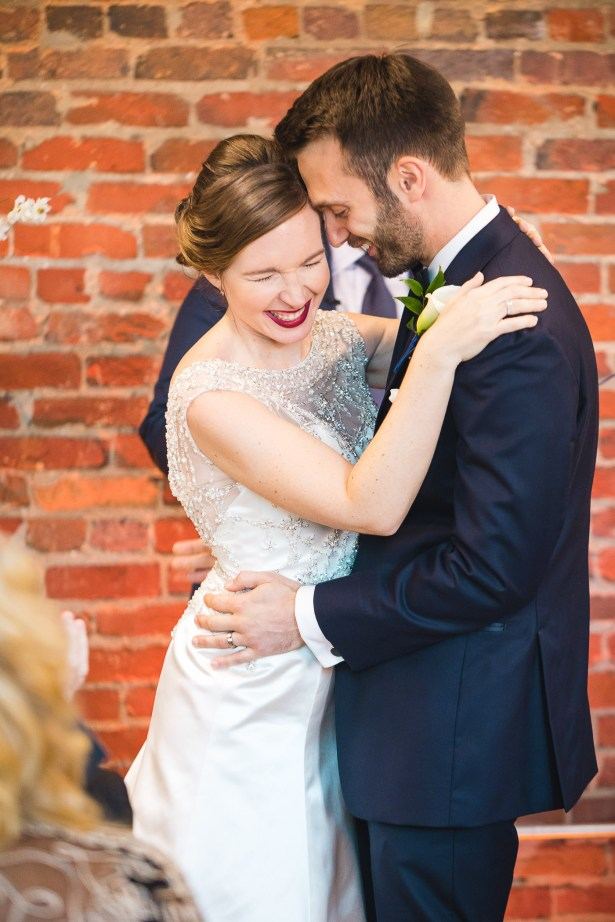An Intimate September Wedding at The Loft at 600F & The National Portrait Gallery 59