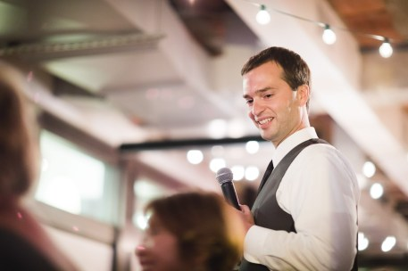 An Intimate September Wedding at The Loft at 600F & The National Portrait Gallery 85