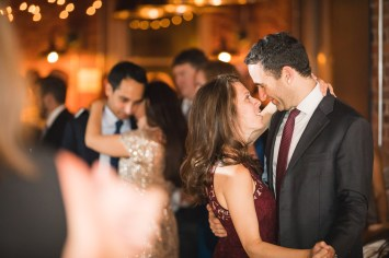 An Intimate September Wedding at The Loft at 600F & The National Portrait Gallery 93