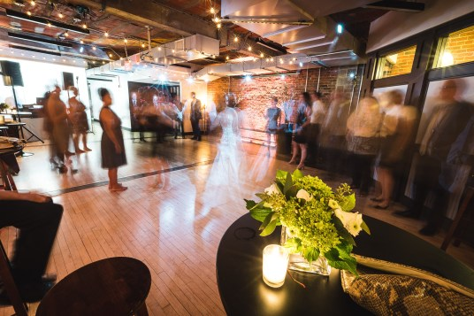An Intimate September Wedding at The Loft at 600F & The National Portrait Gallery 97