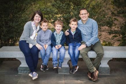 Tidal Basin Family Portraits Ross & Sarah's Family 09