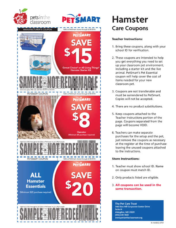 Pet club coupons