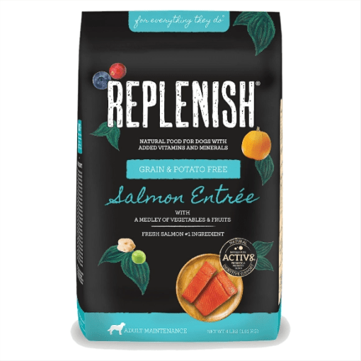 Replenish Salmon Activ8