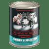 Maximum Bully Chicken and Mackerel Can Dog Food