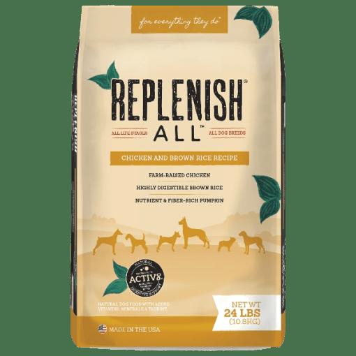 Replenish Classic Chicken 24lb front