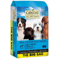 Canidae Grain Free Pure Duck 24 pounds.