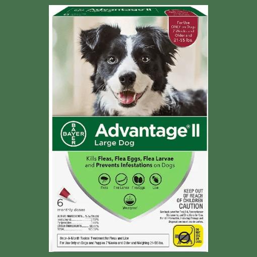 K9 Advantage II Dog Large 21-55 lbs