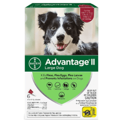 K9 Advantage II Dog Large 21-55 lbs