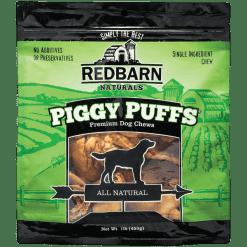 Red Barn Piggy Puffs.