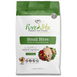 NutriSource Pure Vita Dog SB Duck Oatmeal 5lb.