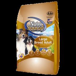 Nutri Source Dog Large Breed Lamb Rice.