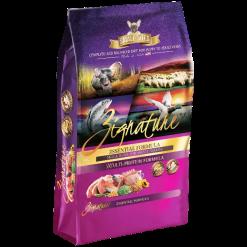 Zignature Zssentials Small Bites Dry Dog Food.
