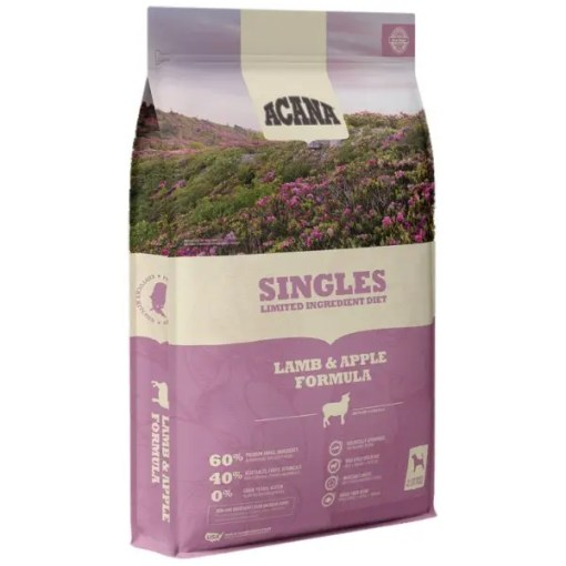 Acana Lamb Apple Singles 25 lb.