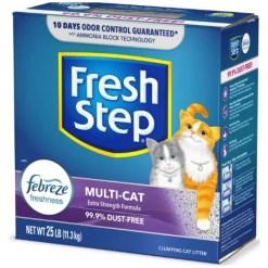 Fresh Step Multi 25 lb.