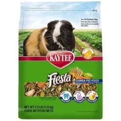 Kaytee Fiesta Gourmet Variety Diet Guinea Pig Food 2.5lb.