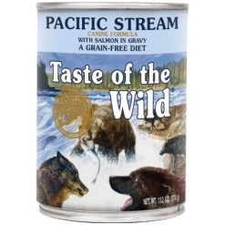 Taste Of The Wild Pacific Stream Dog Canned Food, 13-oz, Case of 12.