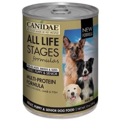 CANIDAE All Life Stages Formula Canned Dog Food, 13-oz can, Case of 12.