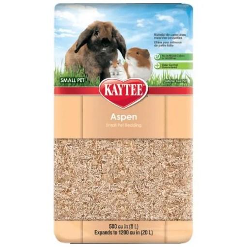 Kaytee Aspen Small Animal Bedding, 20-L.