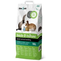 Back-2-Nature Small Animal Bedding, 10-L Bag.