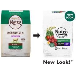 Nutro Natural Choice Small Bites Adult Lamb & Brown Rice Recipe Dry Dog Food, 30-lb
