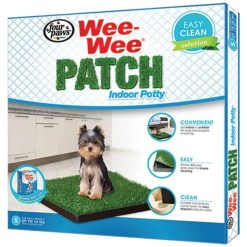 Wee-Wee Patch Indoor Potty, Small.