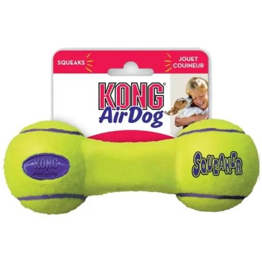 KONG AirDog Dumbbell Dog Toy, Large.
