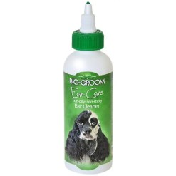 Bio-Groom Ear-Care Non-Oily Dog Ear Cleaner, 8-oz Bottle.