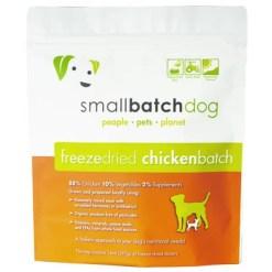 smallbatch Freeze Dried Chicken Sliders Dog Food, 14-oz.