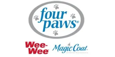 Four Paws, Wee-Wee, Magic Coat.