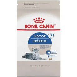Royal Canin Indoor 7+ Dry Cat Food, 2.5-lb.