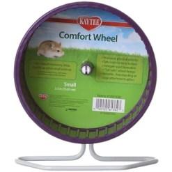 Kaytee Comfort Exercise Wheel, Small.