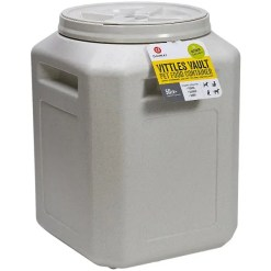 Gamma2 Vittles Vault Pet Food Storage, 50+ lb Storage.