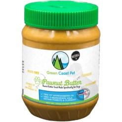 Green Coast Pet Pawnut Butter, 16-oz SKU 6912100043