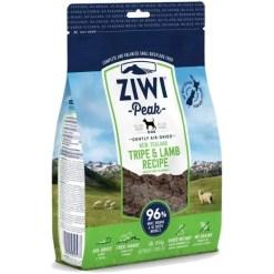 Ziwi Peak Tripe & Lamb Grain-Free Air-Dried Dog Food, 16-oz SKU 9421016594047