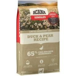 ACANA Singles Limited Ingredient Duck & Pear Grain-Free Dry Dog Food, 25-lb SKU 499271397