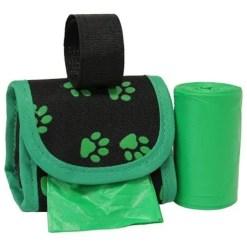 Five Star Pet Paw Print Dispenser, Green SKU 5791000113
